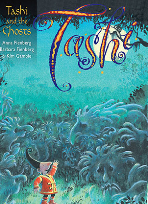 Tashi:  3 - Tashi and the Ghosts