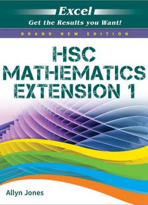 Excel Study Guide:  Year 12 Mathematics Extension 1