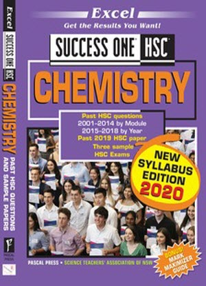 Success One:  HSC Chemistry - 2020
