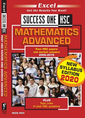 Success One:  HSC Mathematics Advanced - 2020