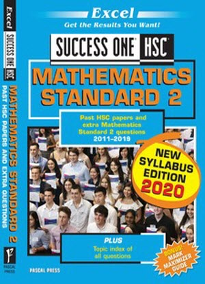 Success One:  HSC Mathematics Standard 2 - 2020