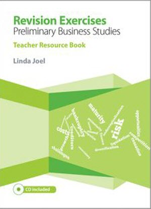 Revision Exercises:  Preliminary Business Studies - Teacher's Book