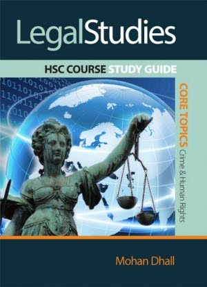 Legal Studies HSC Course Focus Study: Core Topics - Crime and Human Rights