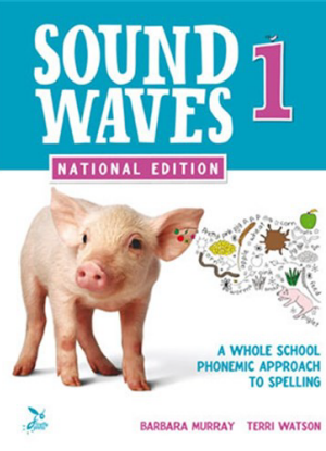 Sound Waves:  1 - A Phonemic Approach to Sounds and Letters -Student Book