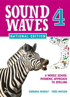 Sound Waves:  4 - A Phonemic Approach to Sounds and Letters -Student Book