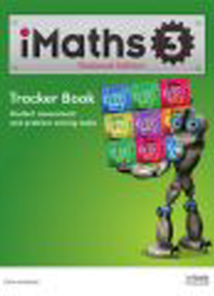 iMaths:  3 - Tracker Book - Student Assessment Book