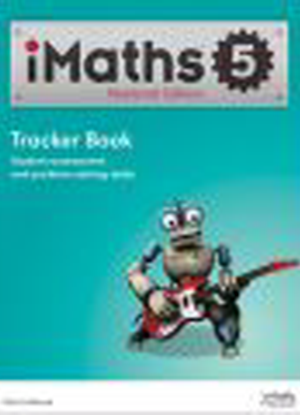 iMaths:  5 - Tracker Book - Student Assessment Book