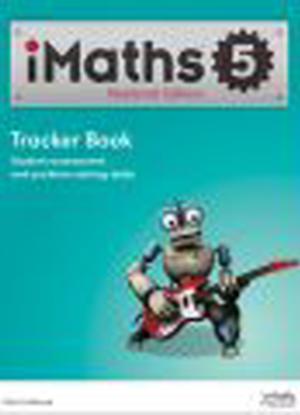 iMaths:  5 - Tracker Book - Student Assessment Book