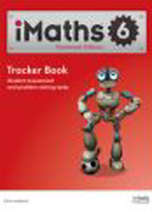 iMaths:  6 - Tracker Book - Student Assessment Book
