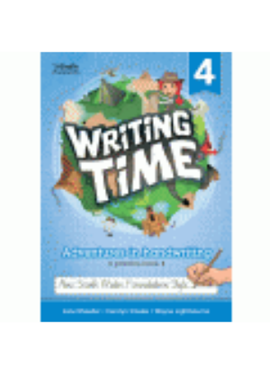 NSW Writing Time:  4 - Practice Book