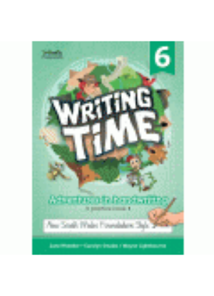 NSW Writing Time:  6 - Practice Book