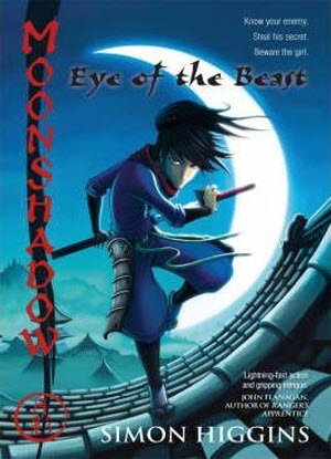Moonshadow:  1 - Eye of the Beast