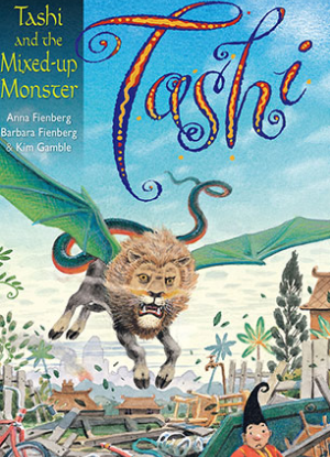Tashi: 14 - Tashi and the Mixed-up Monster