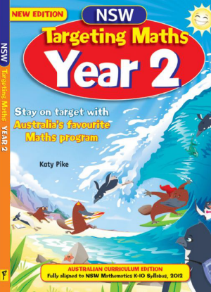 NSW Targeting Maths:  2 - Student Book