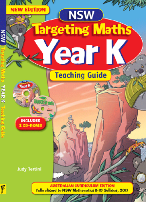 NSW Targeting Maths:   K - Teaching Guide