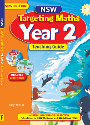 NSW Targeting Maths:  2 - Teaching Guide