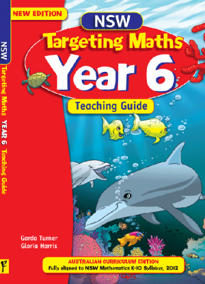 NSW Targeting Maths:  6 - Teaching Guide
