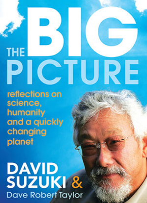 The Big Picture:  Reflections on Science, Humanity and a Quickly Changing Planet
