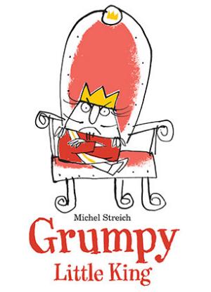 Grumpy Little King