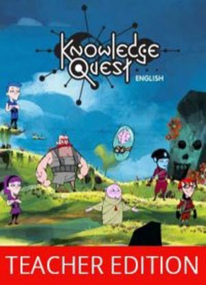 Knowledge Quest English:  1 [Teacher Support eGuidePlus Only]