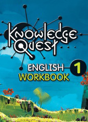 Knowledge Quest English:  1 [Workbook + Online Game]