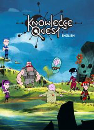Knowledge Quest English:  1 [Online Game]