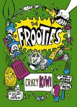 The Frooties:  2 - Crazy Kiwi