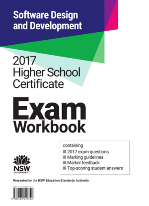 2017 HSC Exam Workbook:  Engineering Studies and Software Design and Development