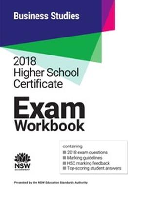 2018 HSC Exam Workbook:  Business Studies