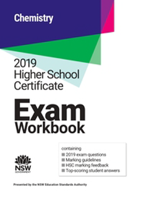 2019 HSC Exam Workbook:  Chemistry