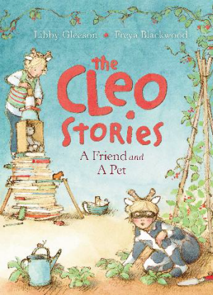 The Cleo Stories: 2 -  A Friend and a Pet