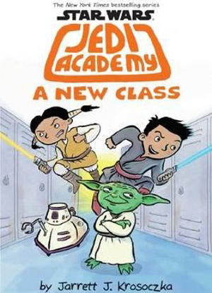 Star Wars Jedi Academy:  4 - A New Class
