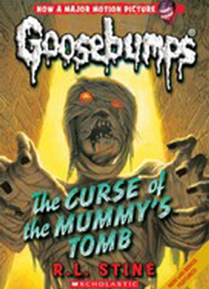 Goosebumps Classic:   6 - Curse of the Mummy's Tomb