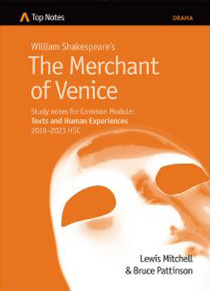 Top Notes Shakespeare:  The Merchant of Venice