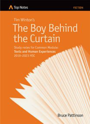 Top Notes:  Tim Winton's the Boy behind the Curtain