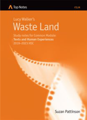 Top Notes:  Lucy Walker's Waste Land