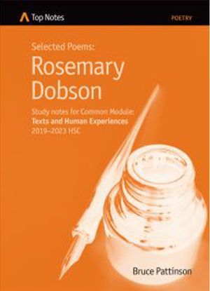 Top Notes:  Selected Poems - Rosemary Dobson