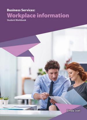 Business Services:  Workplace Information [Workbook]