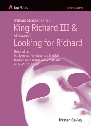 Top Notes Shakespeare's King Richard III &  Al Pacino's Looking for Richard