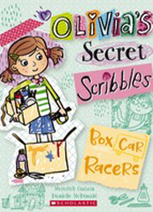 Olivia's Secret Scribbles:  6  -  Box Car Racers