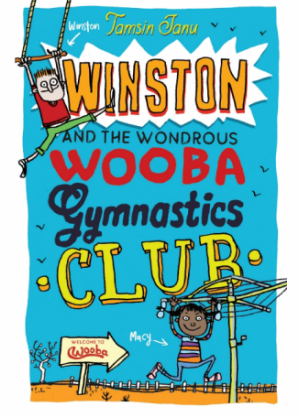Winston and the Wondrous Wooba Gymnastics Club