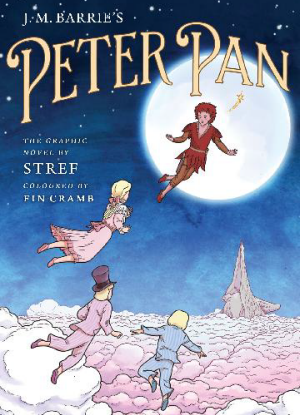 J M Barrie's Peter Pan - The Graphic Novel