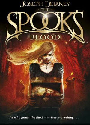 Wardstone Chronicles:  10 - The Spook's Blood