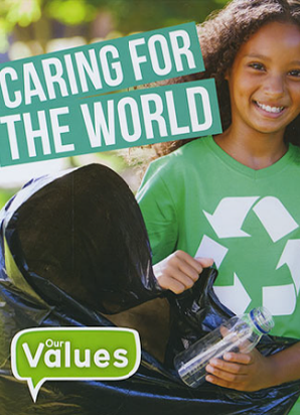Our Values:  Caring for the World