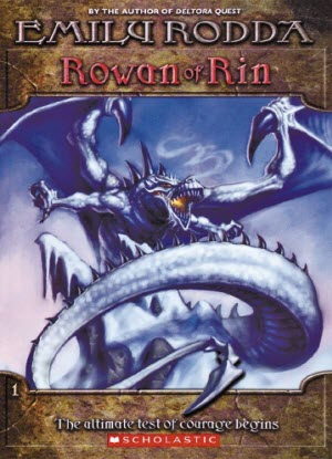 Rowan of Rin: 1 - Rowan of Rin