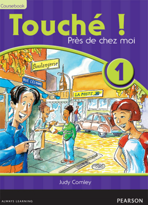 Touche!  1 [Student Book]