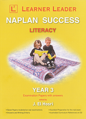 Naplan-Success:  Year 3 - Literacy