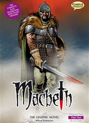 Plain Text:  Macbeth - The Graphic Novel