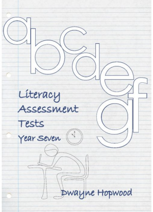 Literacy Assessment Tests:  Year 7