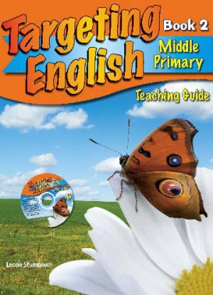 Targeting English:  Middle Primary Book 2 - Teaching Guide
